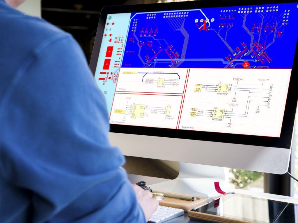 PCB Leiterplatten entwickeln Elektronik Entwicklung